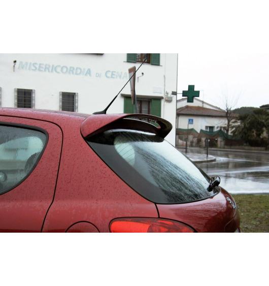 Heckspoiler / Flügel Peugeot 207 06-09 & Peugeot 207 09-20 grundiert