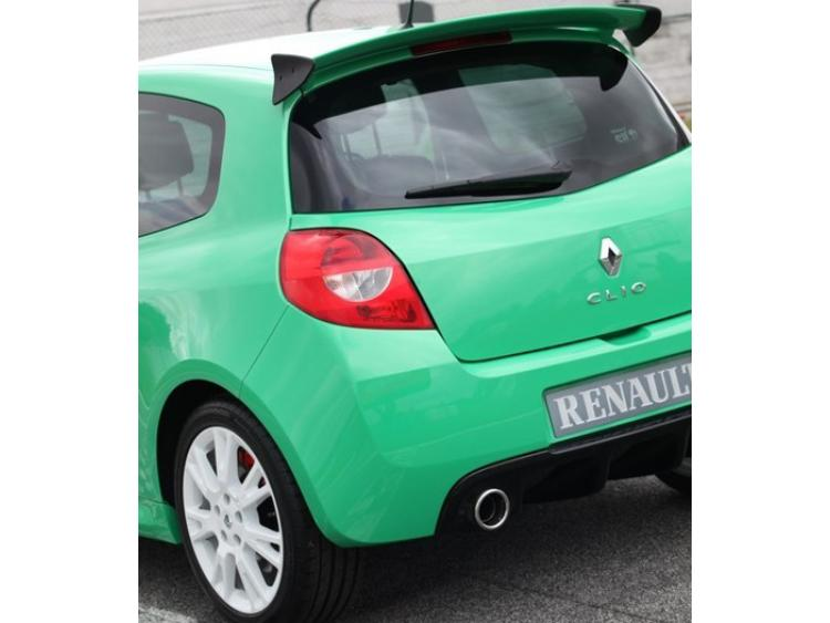Spoiler Renault Clio 3 & Renault Clio 3 phase 2 apprettare