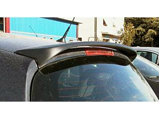 Spoiler  fin Renault Clio 3  Renault Clio 3 phase 2 Cup