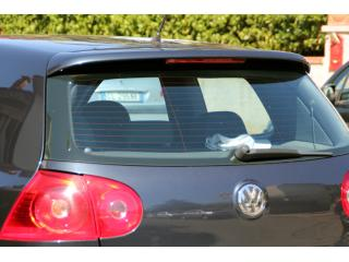 Heckspoiler  Flügel VW Golf 5 VW Golf 5 GT TDI VW Golf 5 GTI VW Golf 5 R32 v1