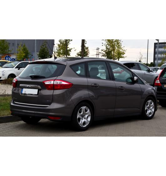 Trunk chrome trim Ford C-Max