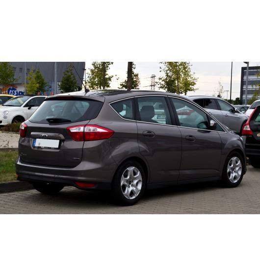 Side windows chrome trim Ford C-Max