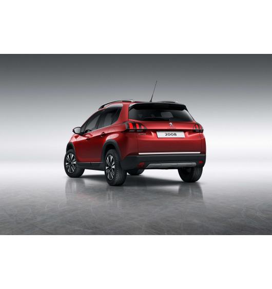 Chrom-Zierleiste für Kofferraum Peugeot 2008