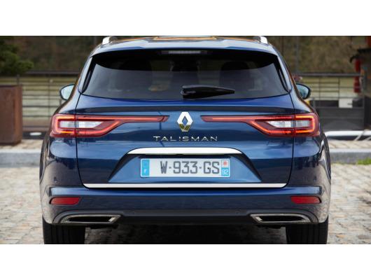 Trunk chrome trim Renault Talisman
