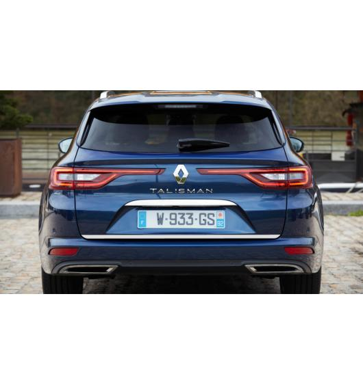 Trunk chrome trim Renault Talisman