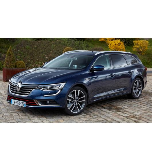 Lower radiator grill chrome trim Renault Talisman
