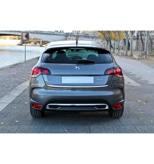 Trunk chrome trim DS 4