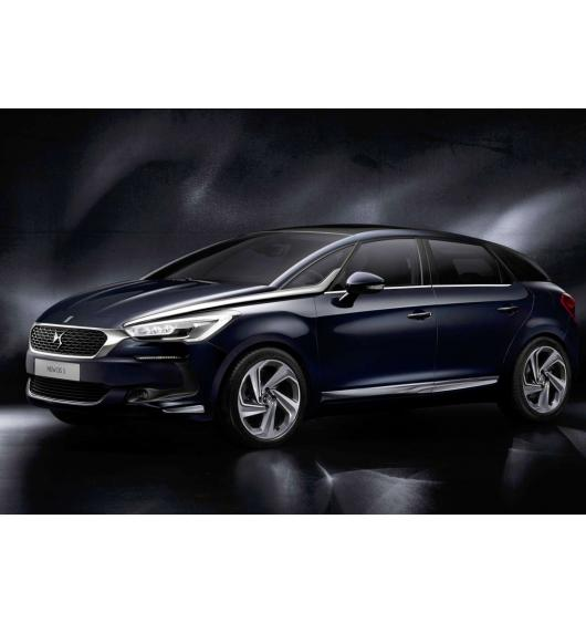 Side windows lower chrome trim DS 5