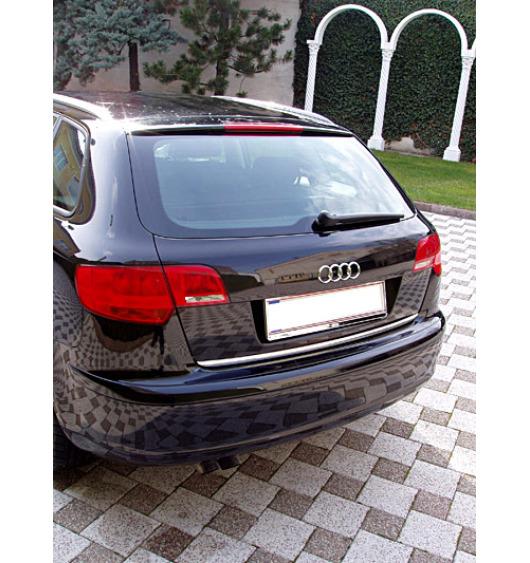 Baguette de coffre chromée Audi A4 série 1 avant 94-98/série 2 00-04 A6 RS4 RS6 S4 S6...