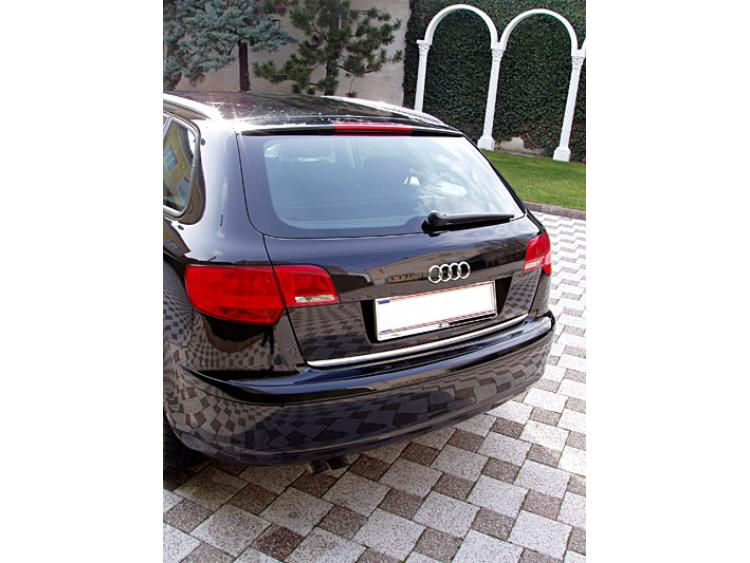 Trunk chrome trim Audi A4 série 1 avant 94-98/série 2 00-04/série 2 avant 01-04 A6 Série 1 94-97 RS4