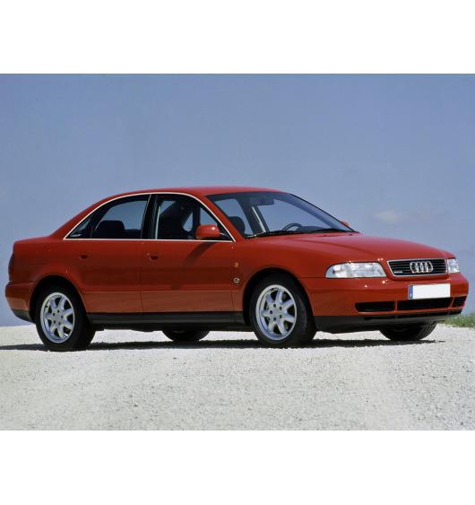 Fascia cromata di contorno dei vetri laterali Audi A4 série 1 94-98