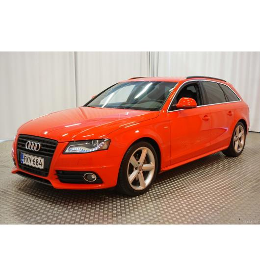 Side windows chrome trim Audi A4 série 3 phase 2 avant 11-20
