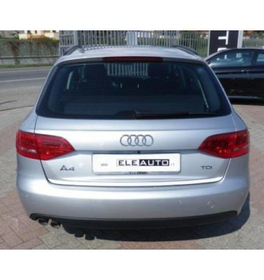 Trunk chrome trim Audi A4 série 3 phase 2 avant 11-20