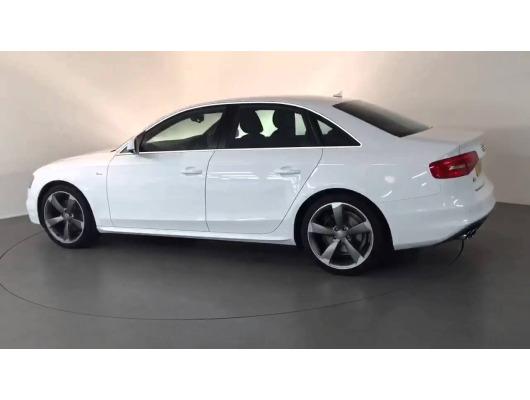 Side windows chrome trim Audi A4 série 3 phase 2 1115