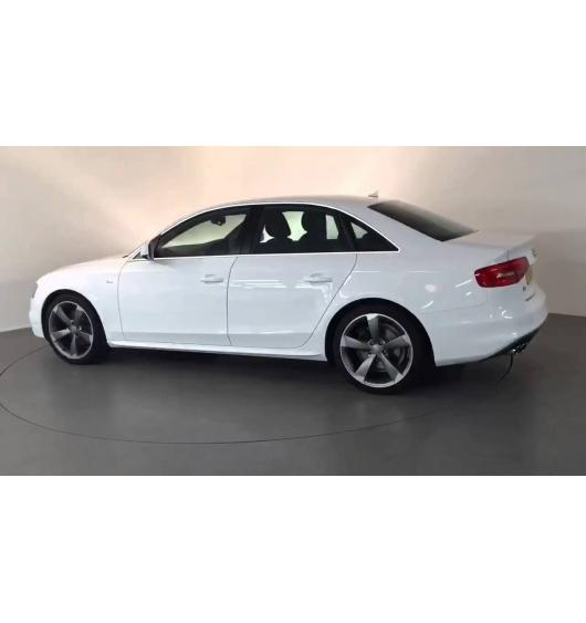Side windows chrome trim Audi A4 série 3 phase 2 11-15