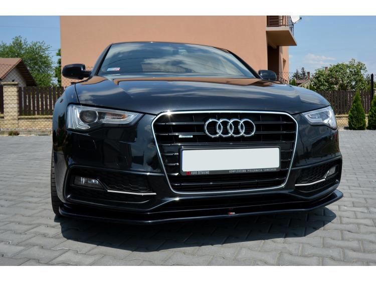 Baguette chromée pour antibrouillards Audi A5 Cabriolet phase 2 11-16 A5 Coupé phase 2 11-16 A5 Spor