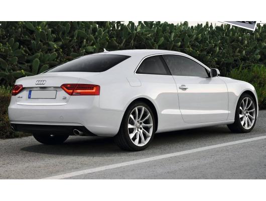 Trunk chrome trim Audi A5 Cabriolet phase 2 1116 A5 Coupé phase 2 1116 A5 Sportback phase 2 1116