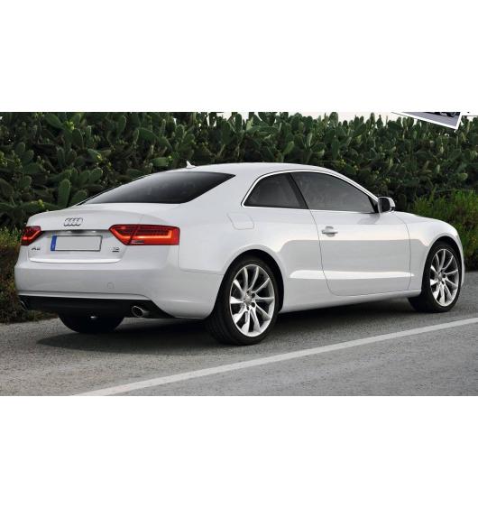 Trunk chrome trim Audi A5 Cabriolet phase 2 11-16 Audi A5 Coupé phase 2 11-16 Audi A5 Sportback phas