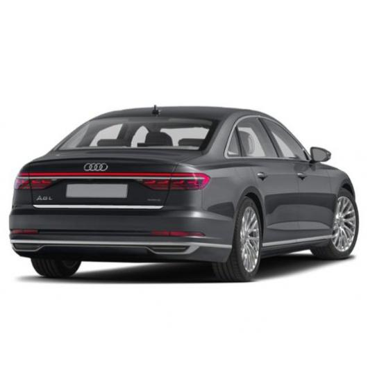 Trunk chrome trim Audi A8