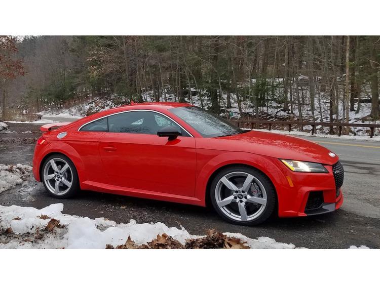 Zier-Chromleiste für seitliche Autofensterkonturen Audi TT Série 3 14-21