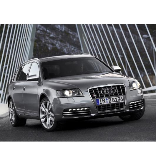 Zier-Chromleiste für Nebelscheinwerfer Audi S6 06-08