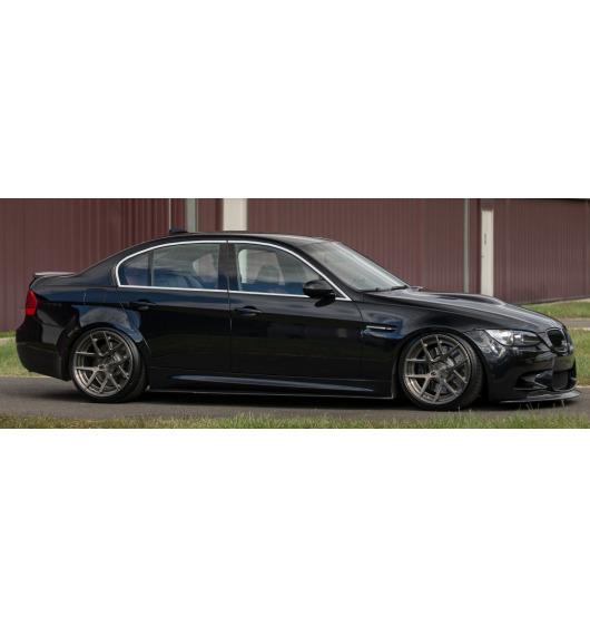 Fascia cromata di contorno dei vetri laterali BMW M3 E90 Berline 07-08/E90 Berline LCI 08-11/E92 Cou