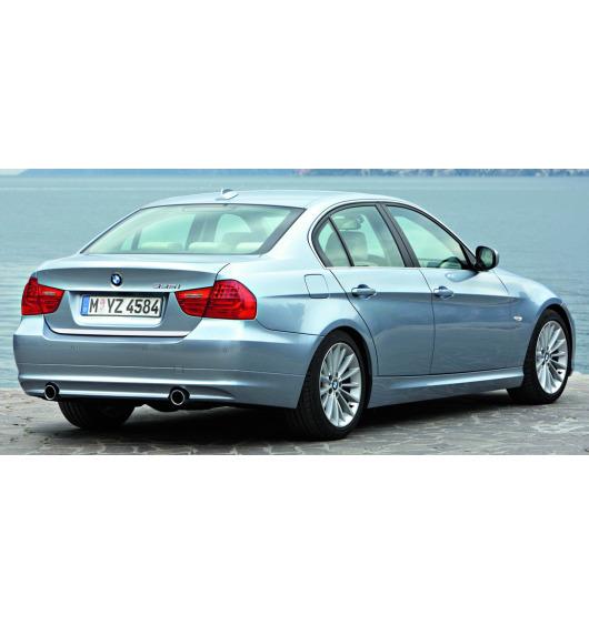 Chrom-Zierleiste für Kofferraum BMW M3 E90 Berline 07-08/E90 Berline LCI 08-11/E92 Coupé 07-10/E92 C