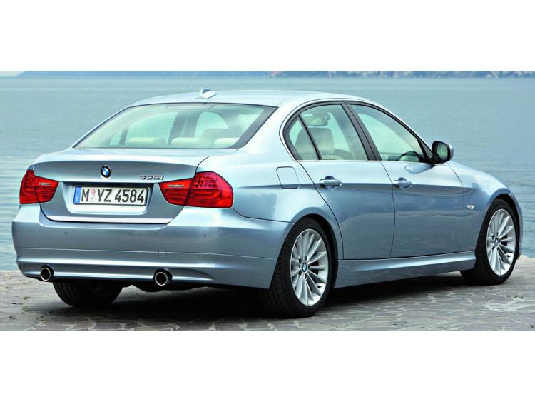 Moldura de maletero cromada BMW M3 E90 Berline 07-08/E90 Berline LCI 08-11/E92 Coupé 07-10/E92 Coupé