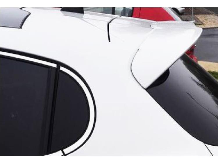 Becquet / aileron Peugeot 208