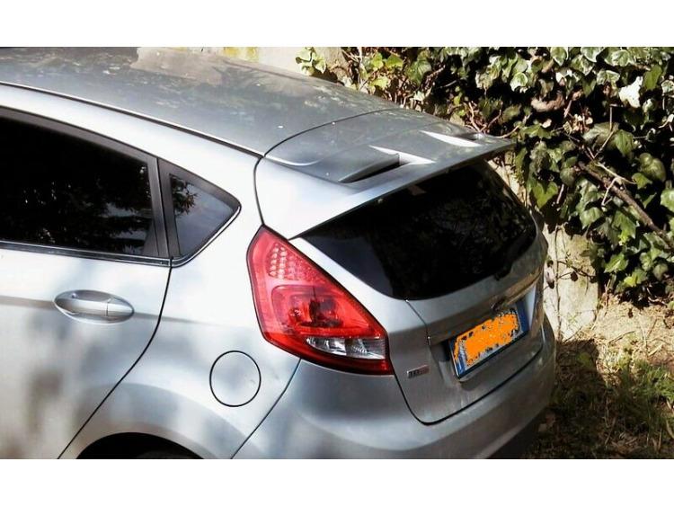 Heckspoiler / Flügel Ford Fiesta VII 17-21 grundiert