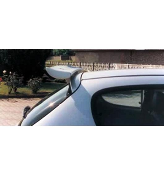 Spoiler / fin Peugeot 206 & Peugeot 206 plus + v1 primed