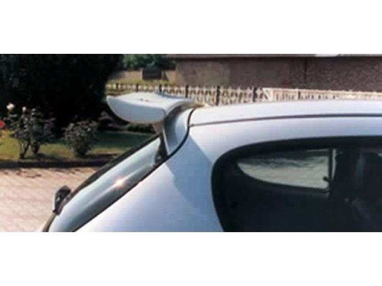 Heckspoiler / Flügel Peugeot 206 & Peugeot 206 plus + v1 grundiert