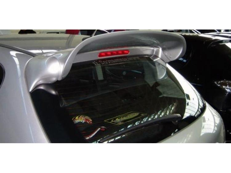 Heckspoiler / Flügel Peugeot 206 v2 grundiert