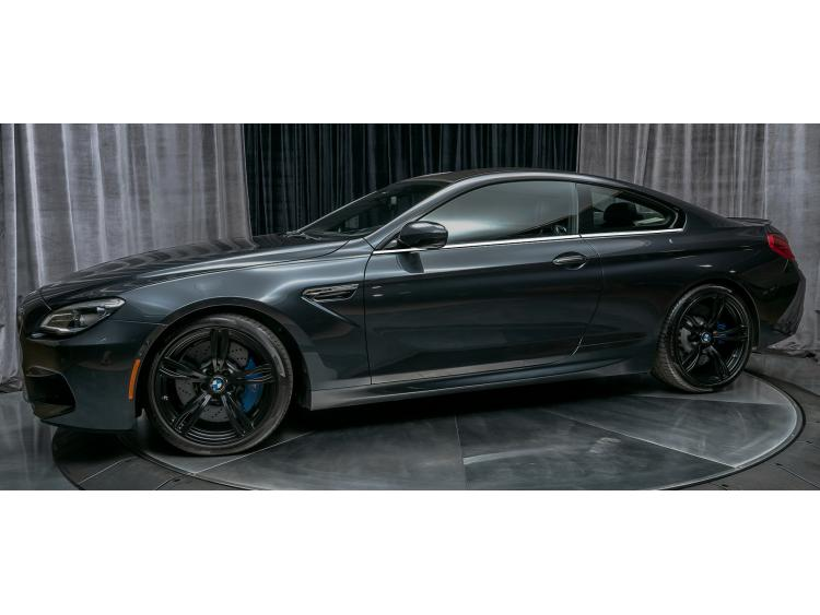 Side windows lower chrome trim BMW M6