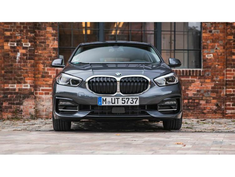 Fog lights chrome trim BMW Série 1 F40 19-21