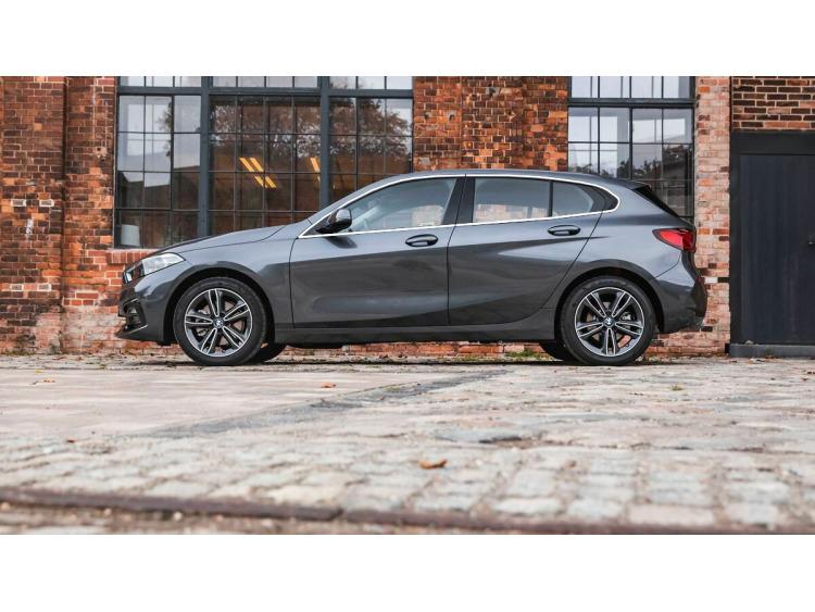 Fascia cromata di contorno dei vetri laterali BMW Série 1 F40 19-21