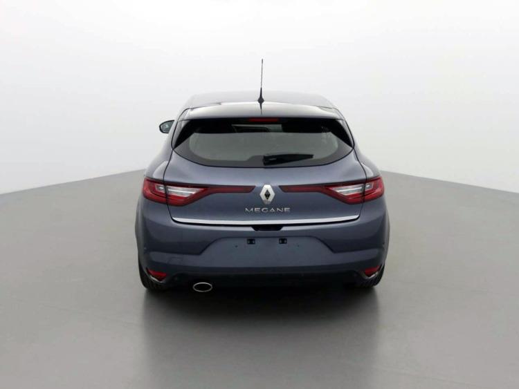 Chrom-Zierleiste für Kofferraum Renault Mégane IV 15-21