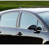 Baguette chromée de contour des vitres latérales Audi A4 série 1 9498