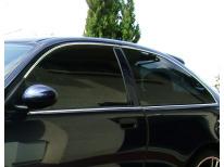 ZierChromleiste für seitliche Autofensterkonturen