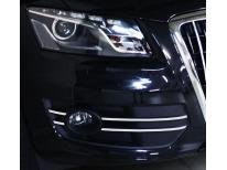 ZierChromleiste für Nebelscheinwerfer Audi Q5 v2