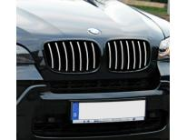 Radiator grill chrome moulding trim BMW X5