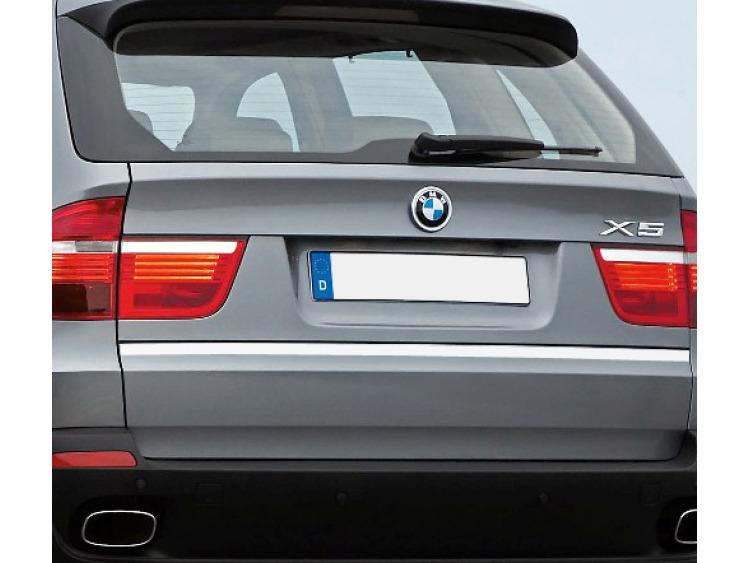 Moldura de maletero cromada BMW X5