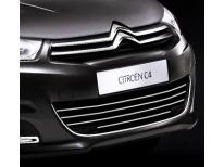 Baguette de calandre chromée Citroën C4 1116