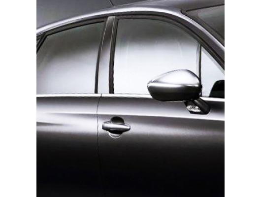 Side windows lower chrome trim Citroën C4 1119