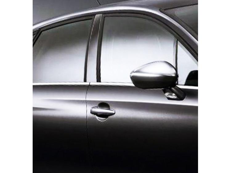 Chromleiste für die untere Fensterkontur Citroën C4 11-21