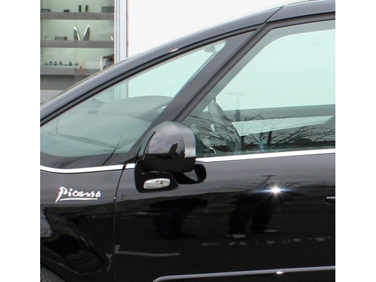 Chromleiste für die untere Fensterkontur Citroën C4 Picasso (07-12)