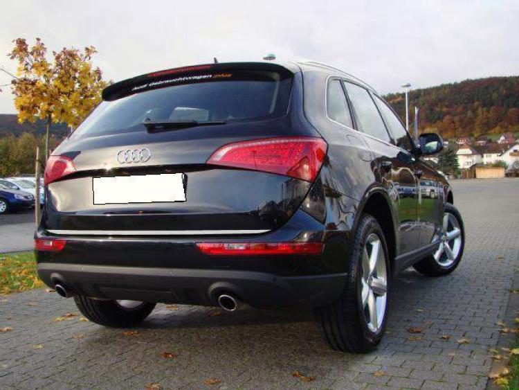 Baguette de coffre chromée Audi Q5 & Audi Q7