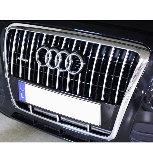 Radiator grill chrome moulding trim Audi Q5