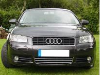 Baguette de calandre inférieure chrome Audi A4 00049400 RS4 0001 S4