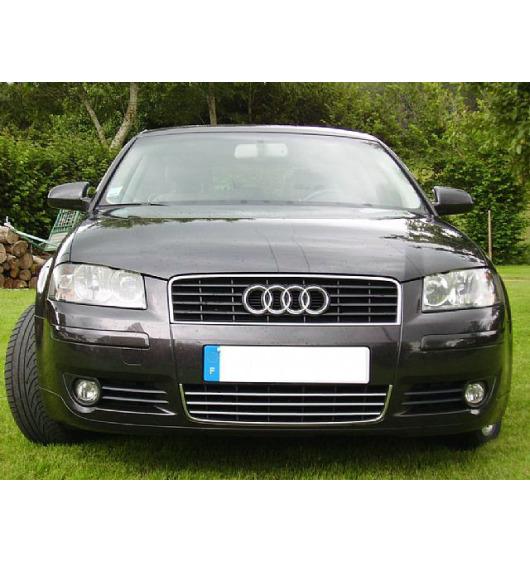 Baguette de calandre inférieure chromée Audi A4 série 1 94-98/série 2 00-04 RS4 00-01 S4 03-08 série
